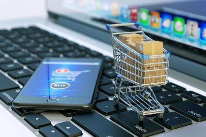 Tiendas on-line un tipo de comercio que usa como medio principal para realizar sus transacciones un sitio web o una aplicación conectada a Internet.